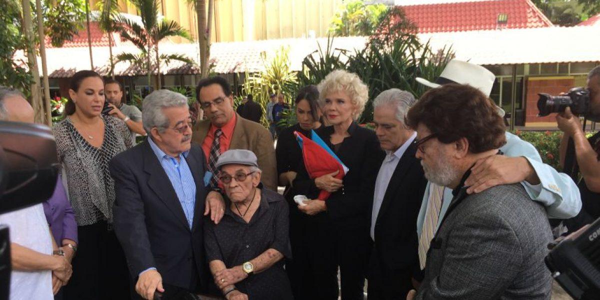 Celebran vida de Elín Ortiz en Wapa TV
