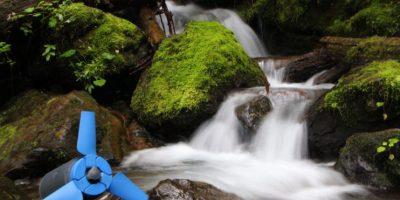 Se requiere utilizarlo en agua corriendo Foto:Enomad. Imagen Por: