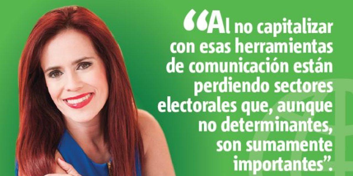 Columna de Mariliana Torres: Las redes sociales y los políticos