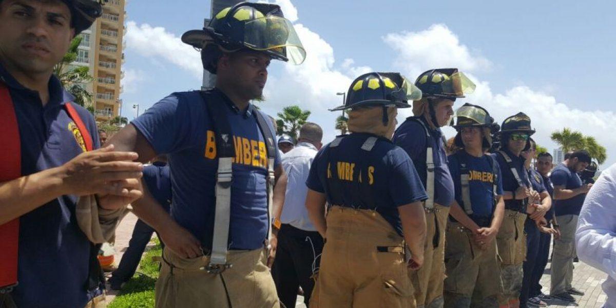 Sofocación por humo, deshidratación y shock nervioso tras incendio ferry