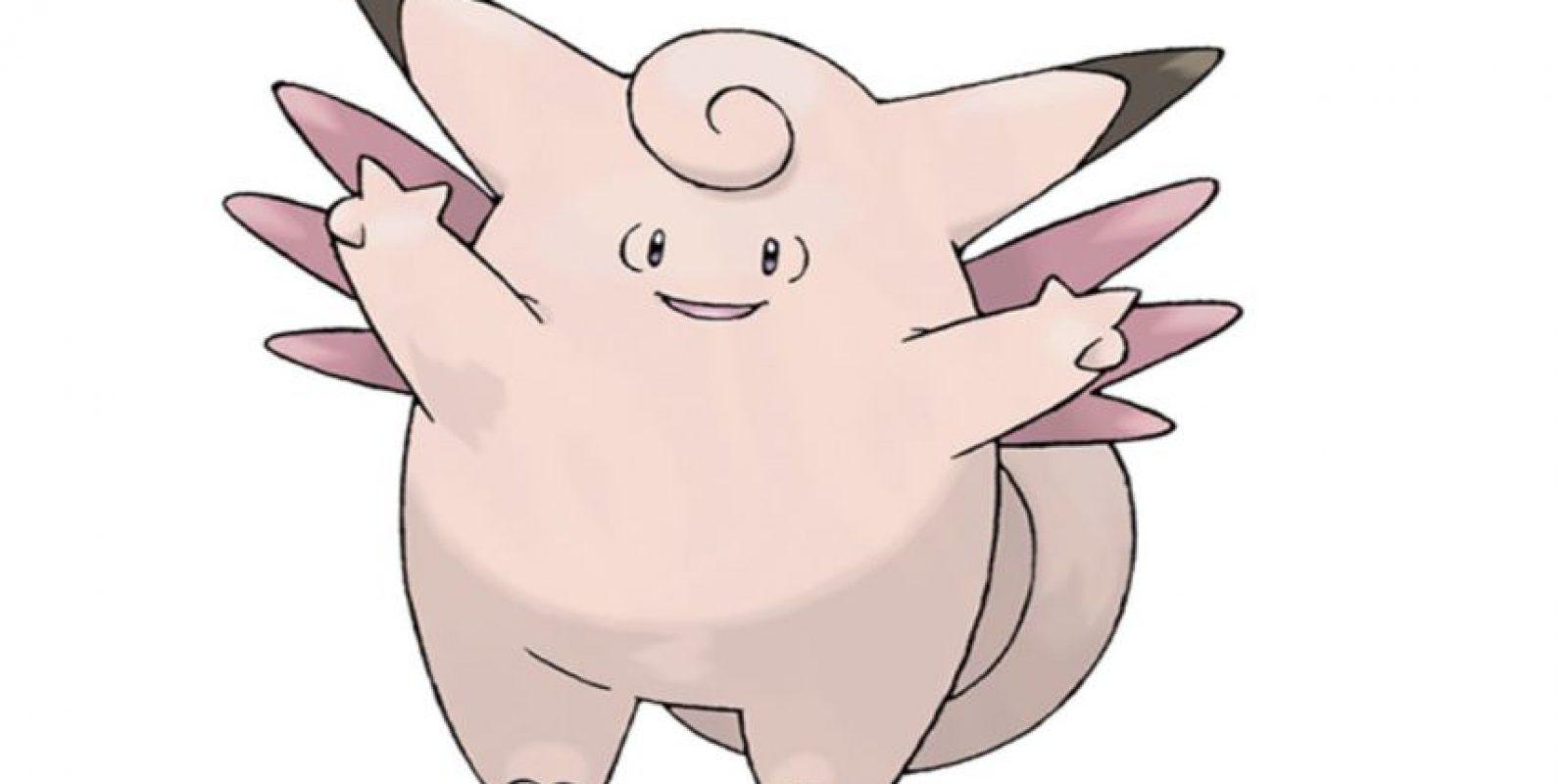 Clefable Foto:Pokémon. Imagen Por: