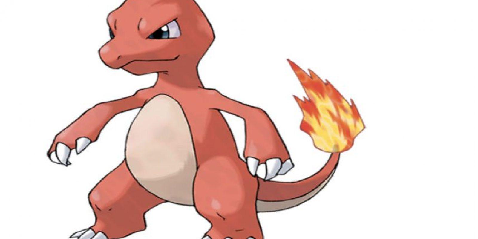 Charmeleon Foto:Pokémon. Imagen Por:
