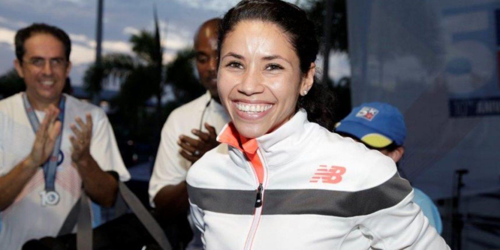 atletas Beverly Ramos Foto:Suministrada. Imagen Por: