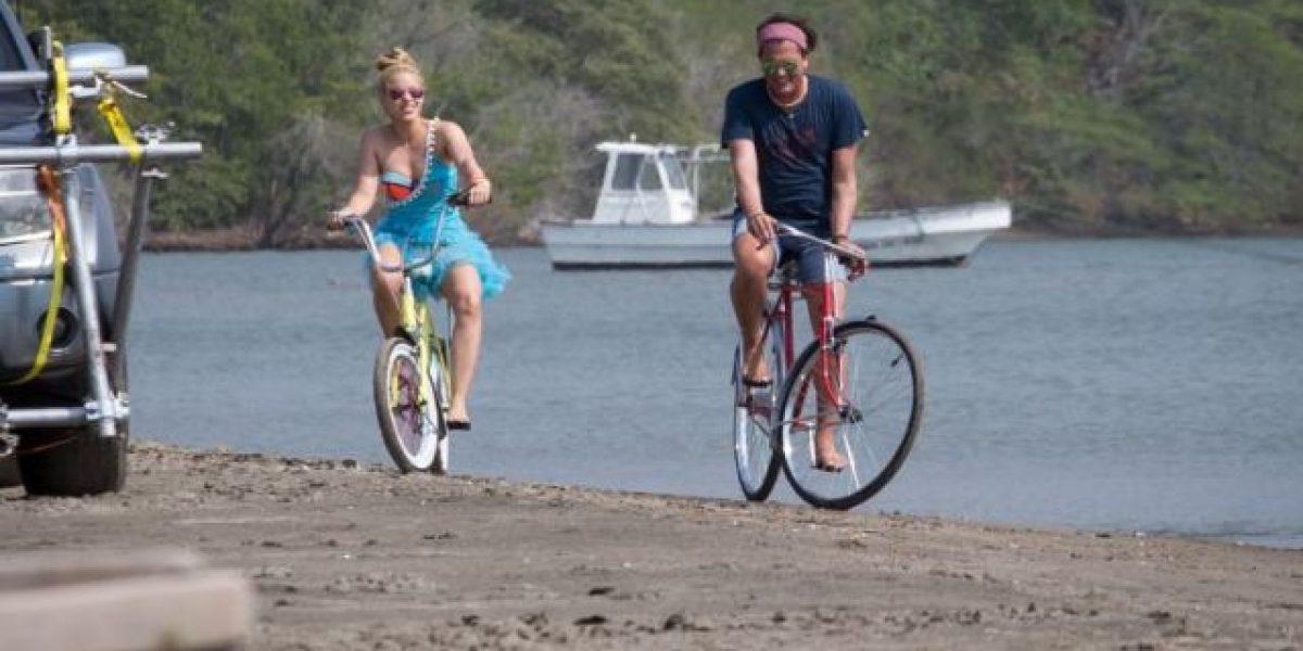 A Carlos Vives le roban su bicicleta