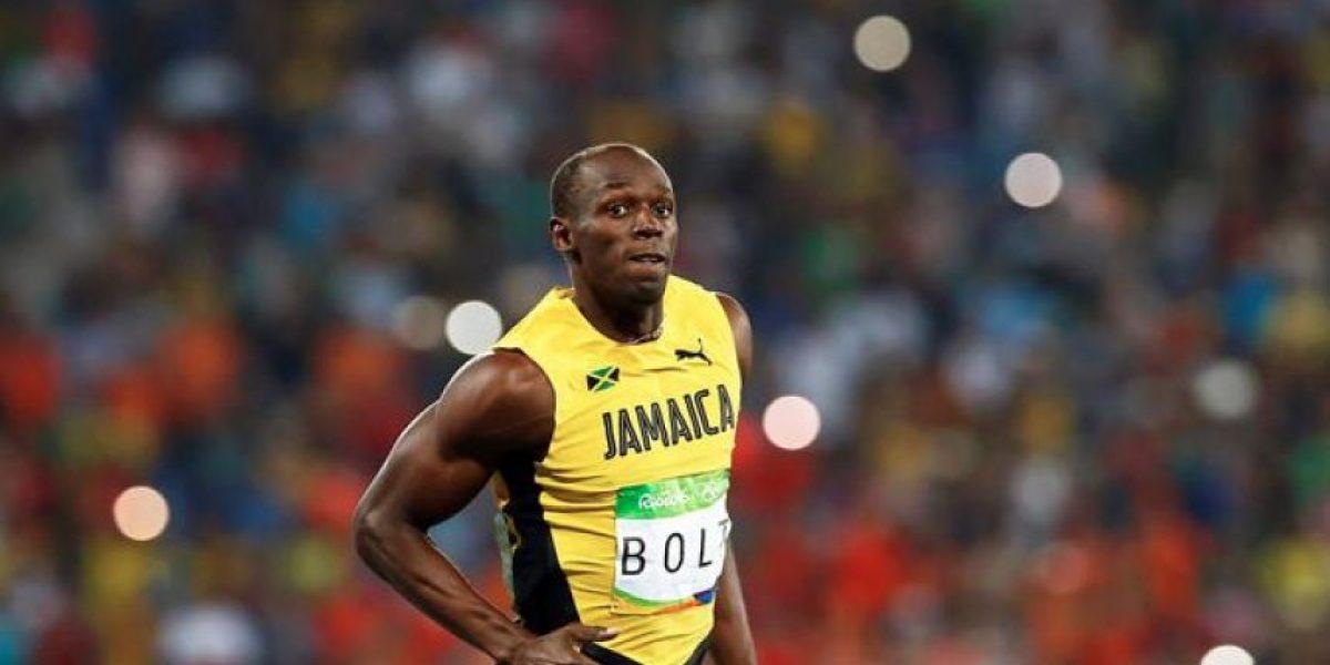 Usain Bolt conquista en 200m su octavo oro olímpico