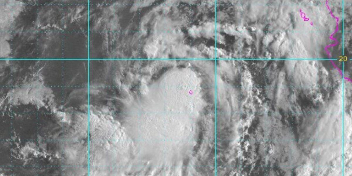 Tormenta tropical Kay toma forma en el Pacífico