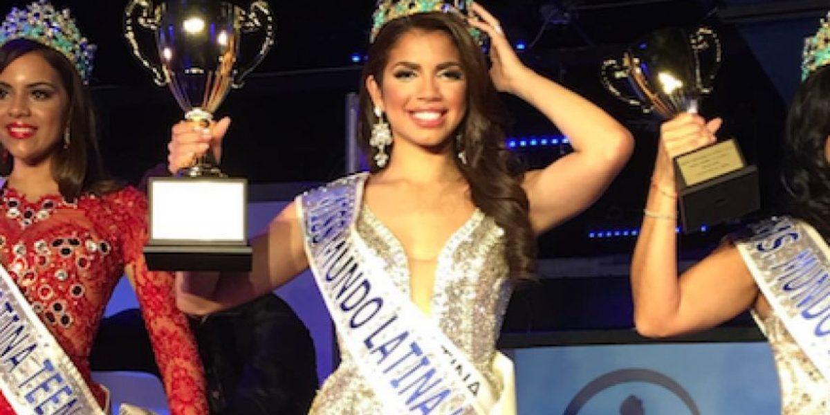 Boricua se alza con el título de Miss Mundo Latina USA