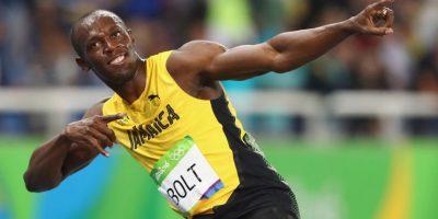 Usain Bolt busca la novena medalla de oro en Río 2016 Foto:Getty Images. Imagen Por: