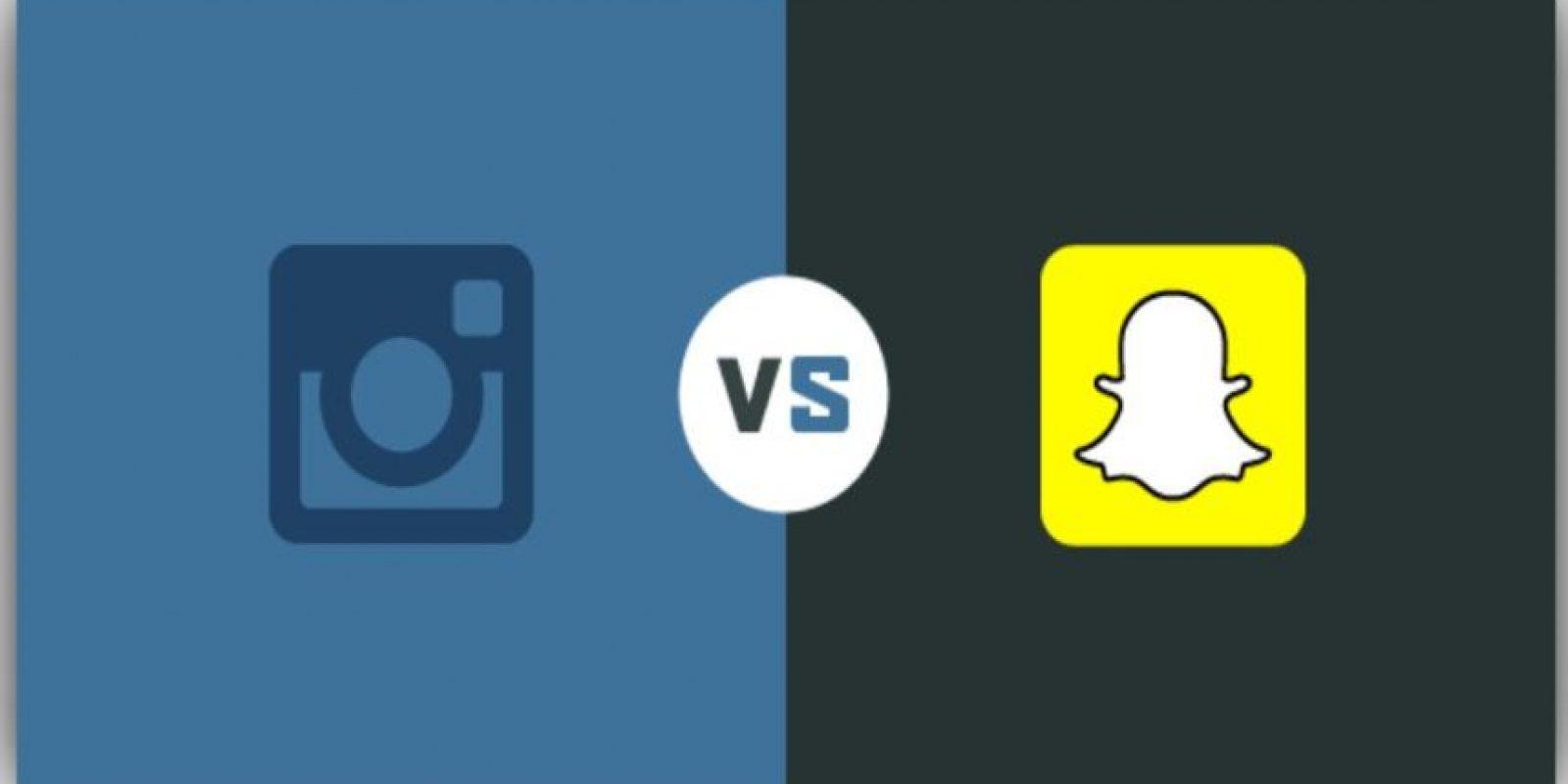 Instagram ha imitado muchas funciones de Snapchat. Foto:Tumblr. Imagen Por: