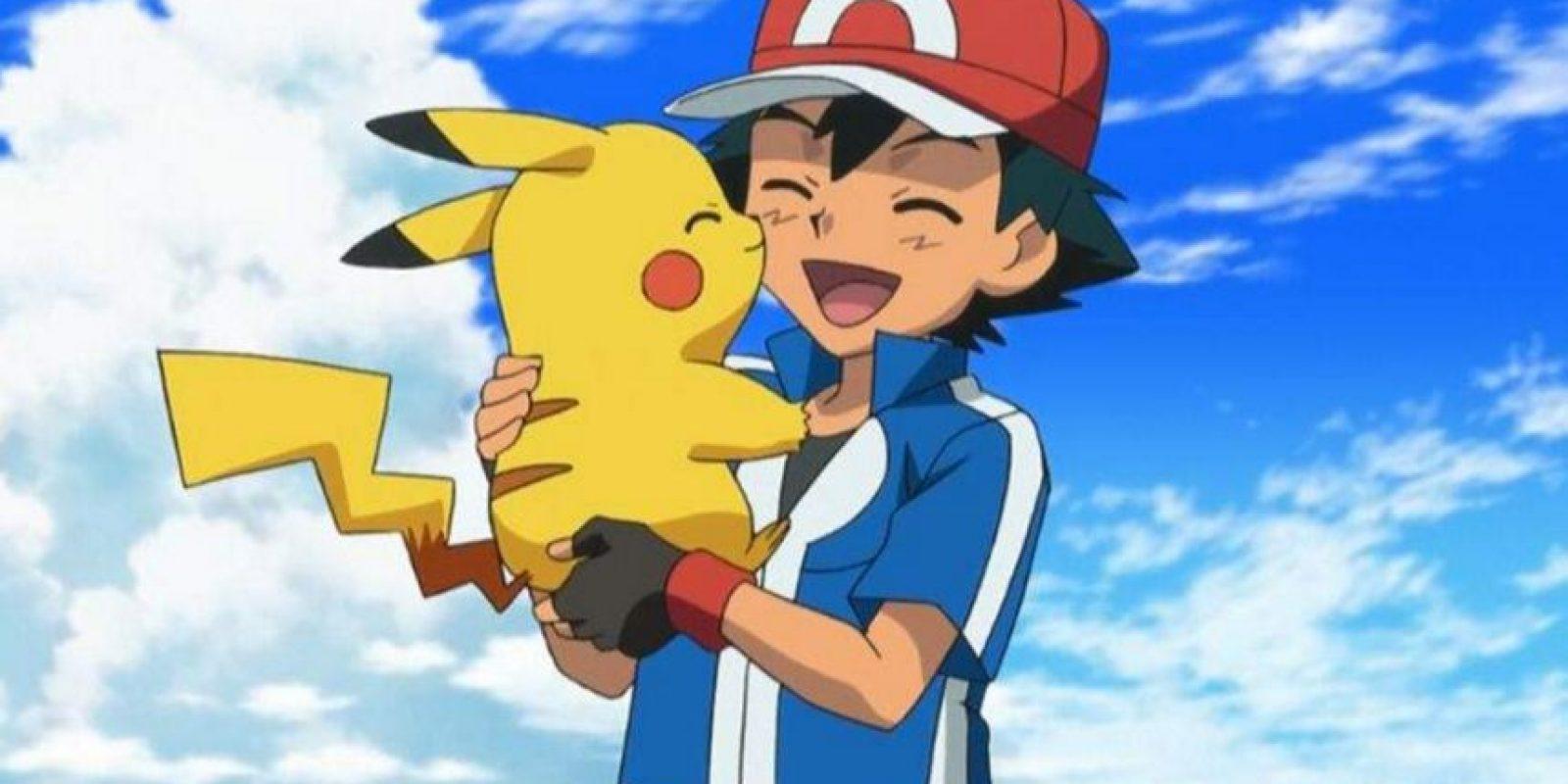 Ya tiene otros amigos y otros rivales. Foto:The Pokemon Company. Imagen Por:
