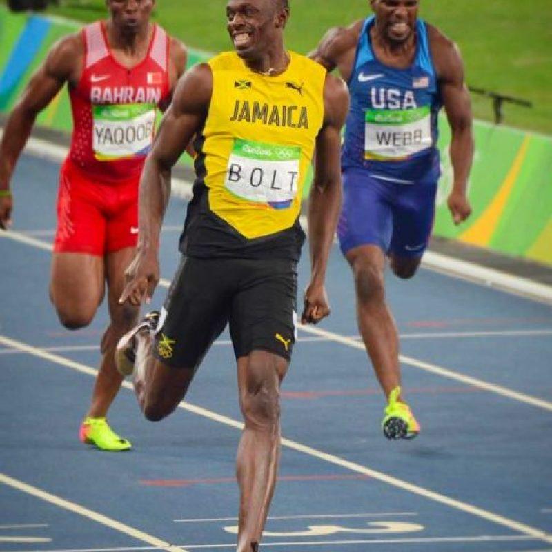 Usain Bolt es el ídolo de millones de personas en todo el mundo. Foto:Vía instagram.com/UsainBolt. Imagen Por: