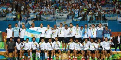 ORO: Argentina (Hockey sobre césped) Foto:Getty Images. Imagen Por: