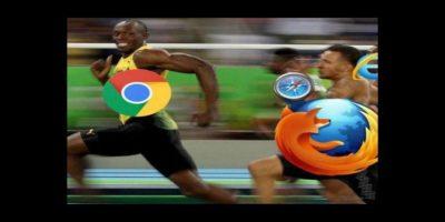 "Los mejores memes del ""triple-triple"" de Usain Bolt. Imagen Por:"