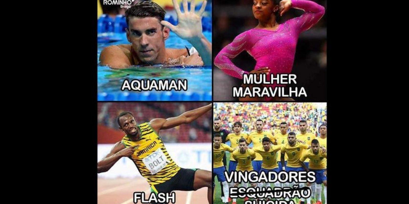 Brasil por fin ganó la medalla de oro en fútbol. Foto:Vía twitter.com. Imagen Por: