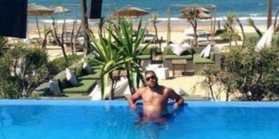 Nabil Ibelati robó una joyería en Cannes. Foto:Facebook. Imagen Por: