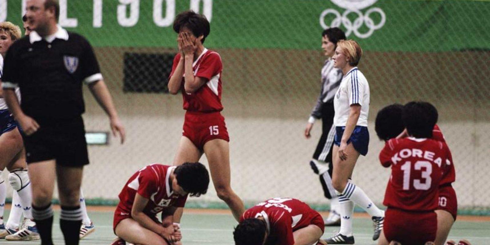 Seúl 1988: Corea del Sur ocupó el cuarto puesto. Foto:Getty Images. Imagen Por: