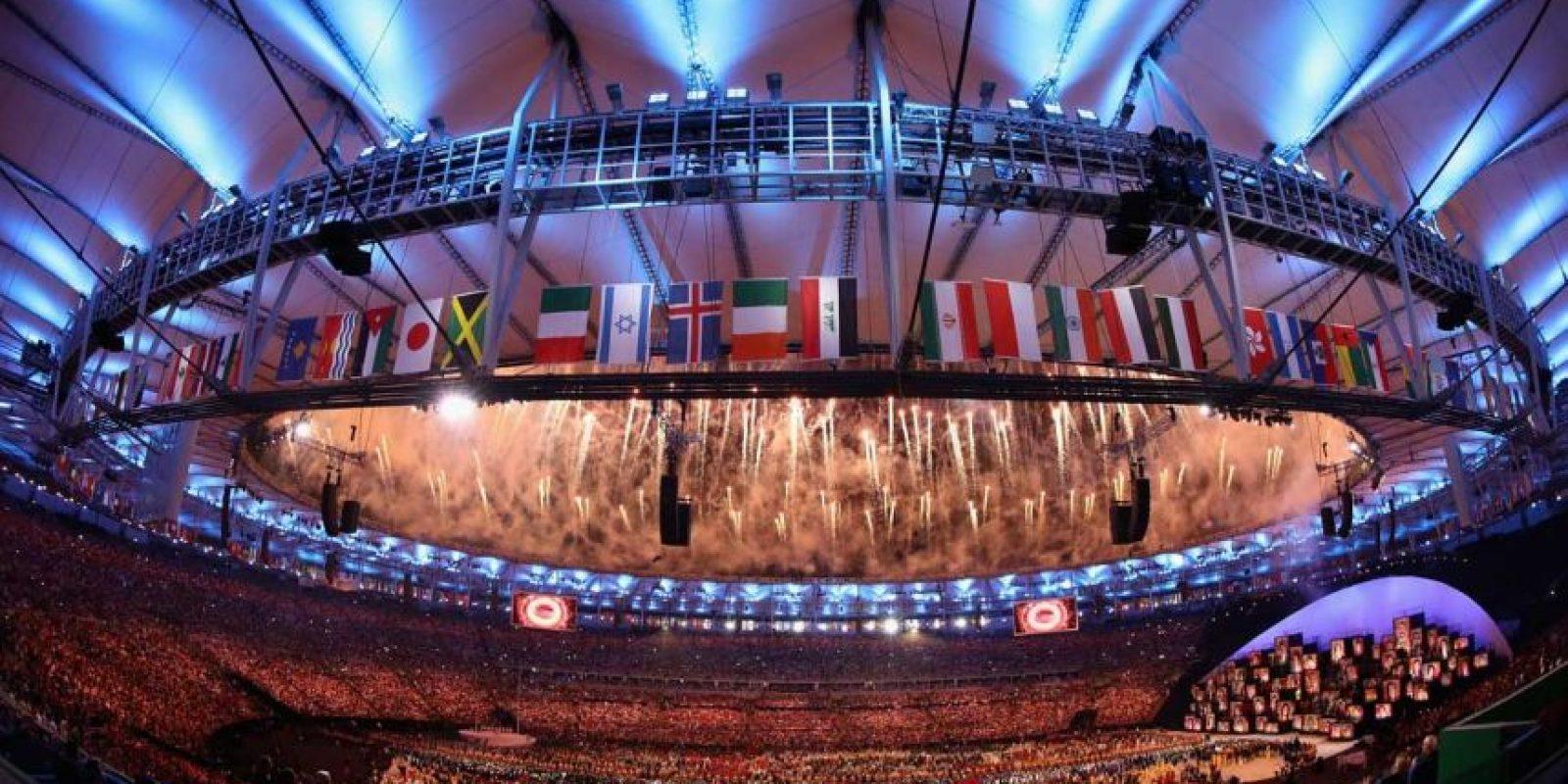 El Maracaná será sede de otra fiesta cien por ciento brasileña. Foto:Getty Images. Imagen Por:
