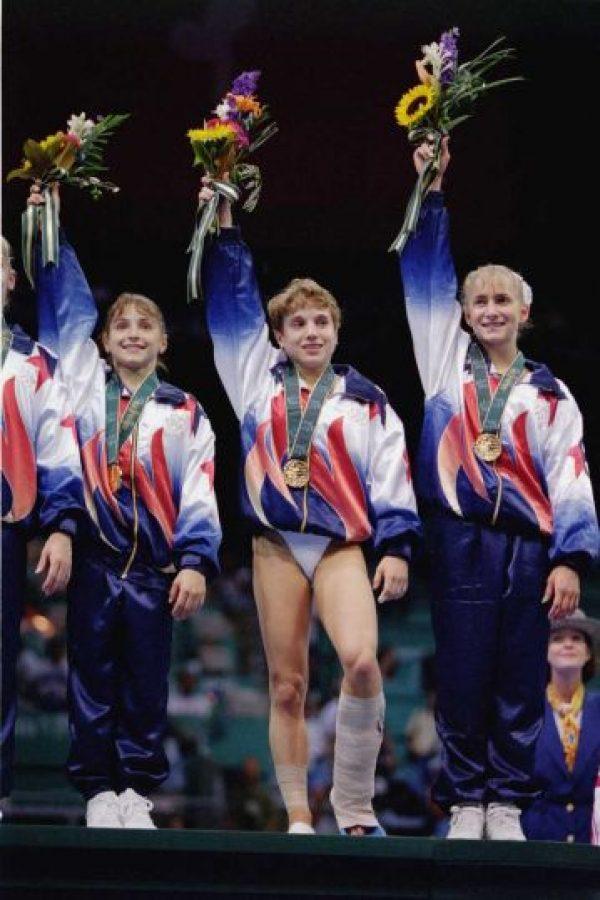 Atlanta 1996: Estados Unidos terminó líder en la cosecha de medallas. Foto:Getty Images. Imagen Por: