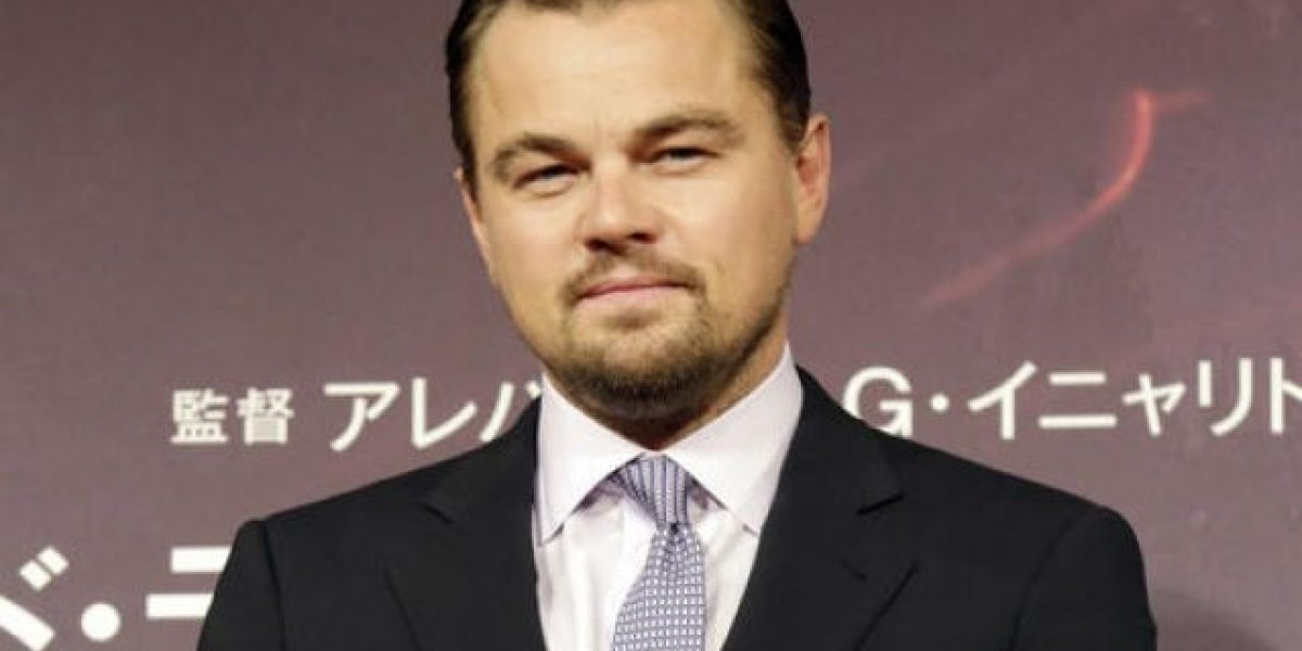 DiCaprio y su novia ilesos tras accidente en los Hamptons