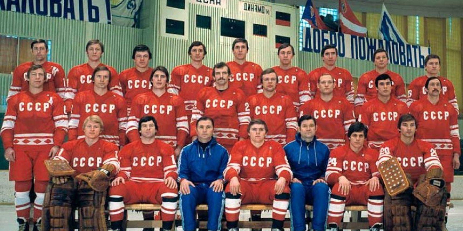 Moscú 1980: La entonces URSS quedó como primer lugar del medallero. Foto:Getty Images. Imagen Por: