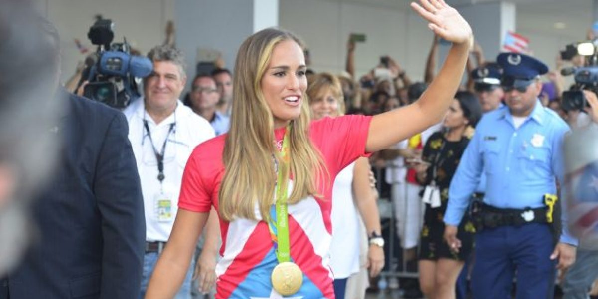 Mónica Puig entre los atletas más buscados en Google