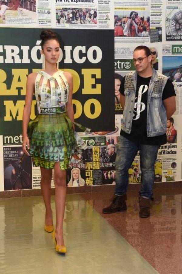 Christian Bernard resultó ganador del reto de Metro Puerto Rico. Foto:Dennis Jones. Imagen Por: