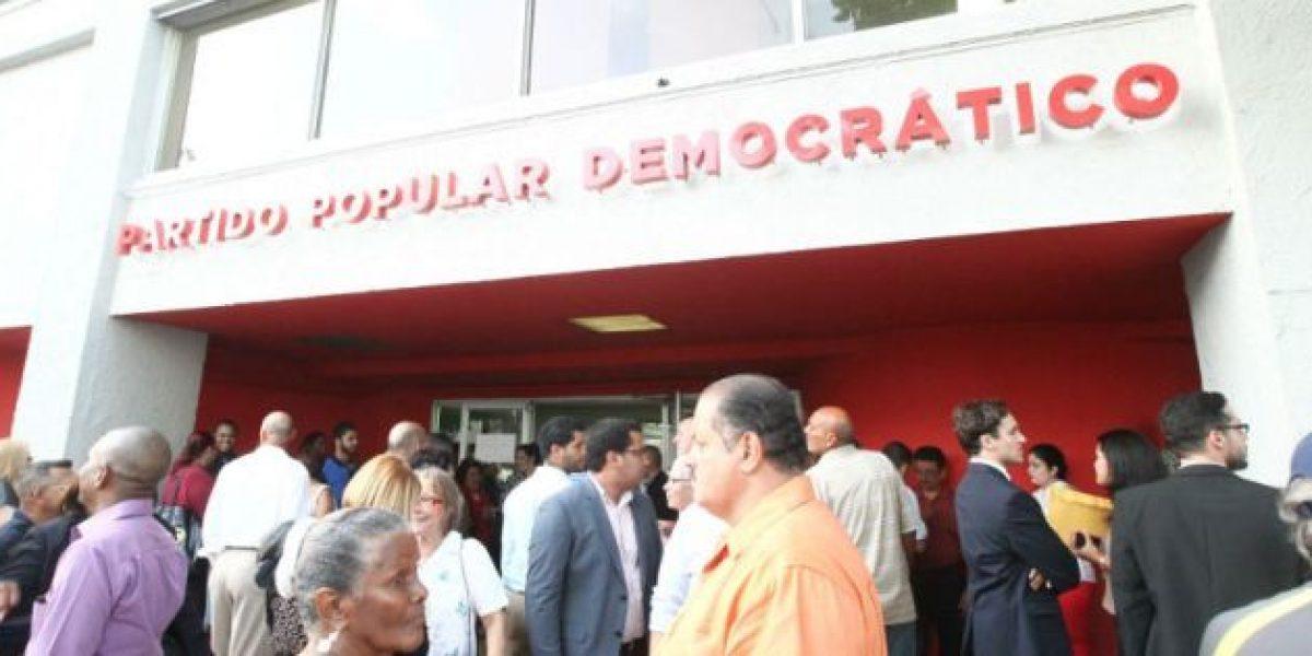 Secretario PPD anuncia ratificación de candidato Distrito 23