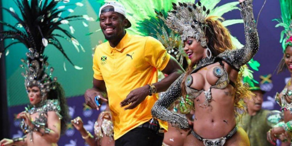 Usain Bolt y la vida de rockstar del