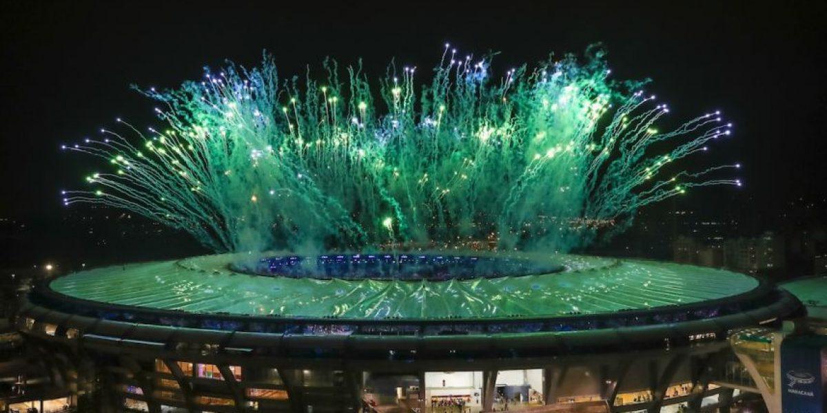 Fotos: Así se vive la ceremonia de clausura de los Juegos Olímpicos Río 2016