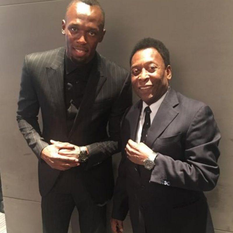 Y Pelé Foto:Instagram. Imagen Por: