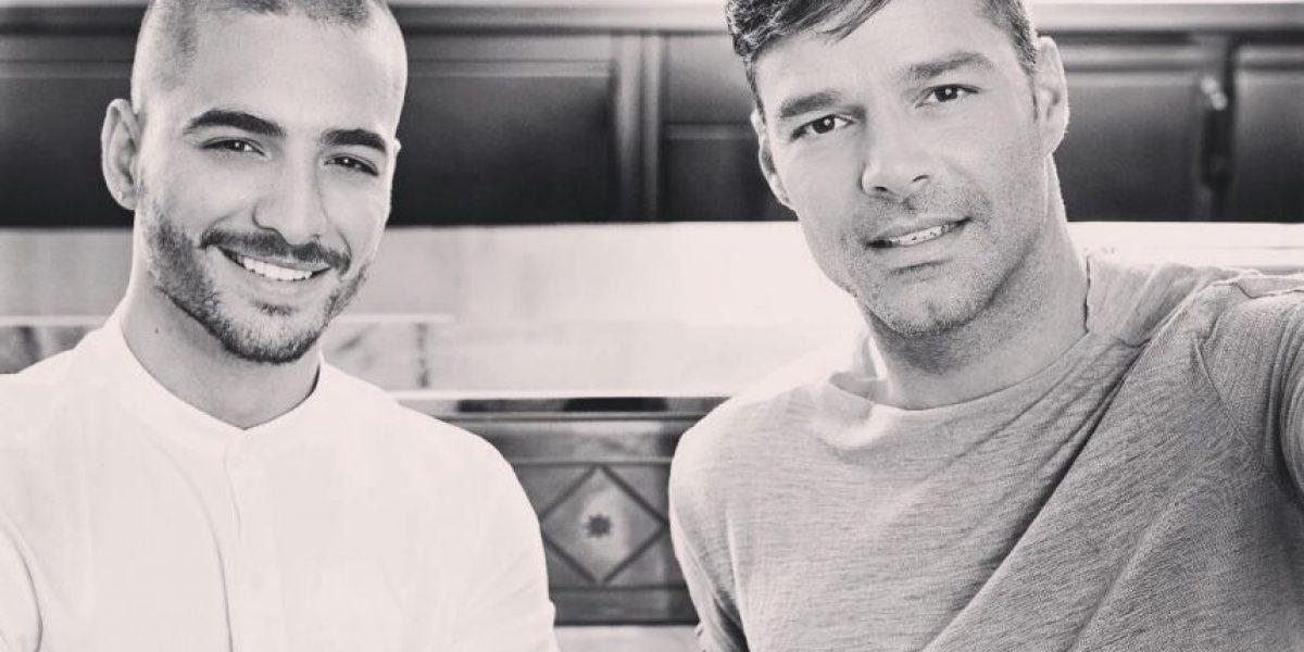Ricky Martin y Maluma anuncian próxima colaboración