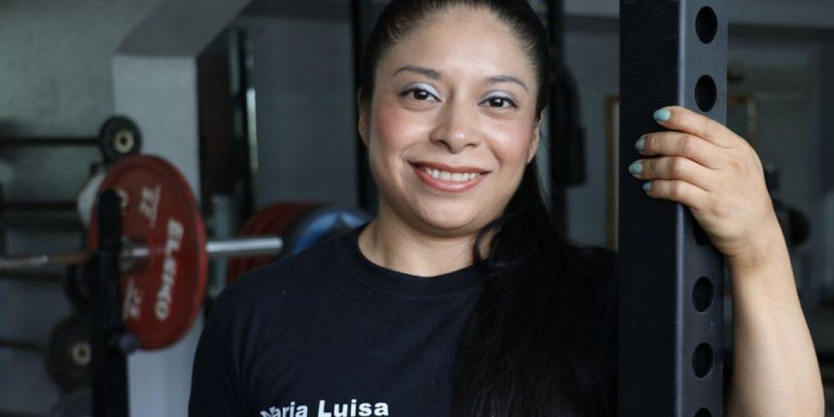 Vázquez clasifica al mundial de Powerlifting