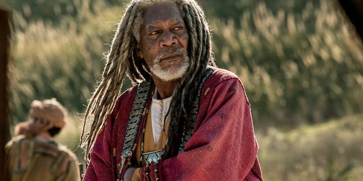 Morgan Freeman: Todos queremos ver sangre