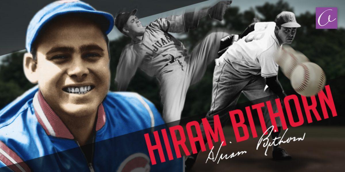 Dato Extraordinario de Hiram Bithorn