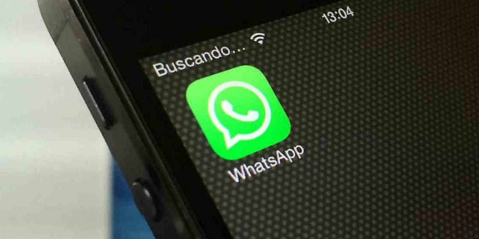 WhatsApp es una de las apps más usadas en el mundo. Foto:Getty Images. Imagen Por: