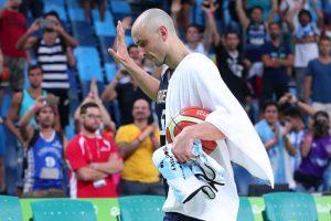Manu Ginóbili Foto:Getty Images. Imagen Por: