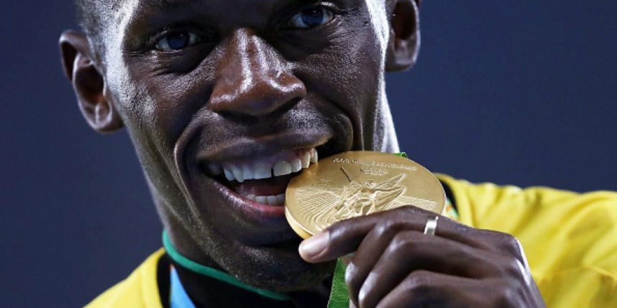 Bolt tuvo otra fiesta en medio del escándalo por fotos íntimas