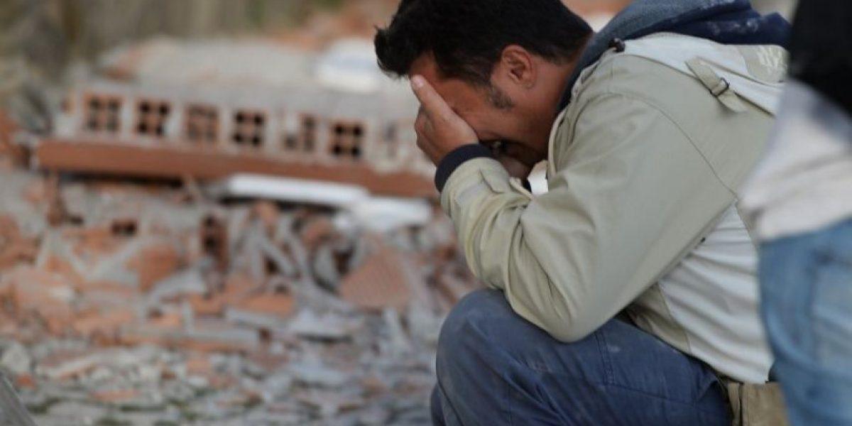 Terremoto en Italia: Fotos devastadoras de la tragedia