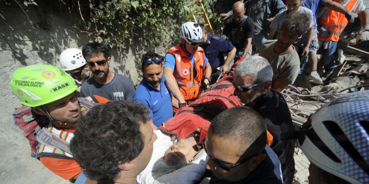 Facebook establece función para sobrevivientes de sismo en Italia