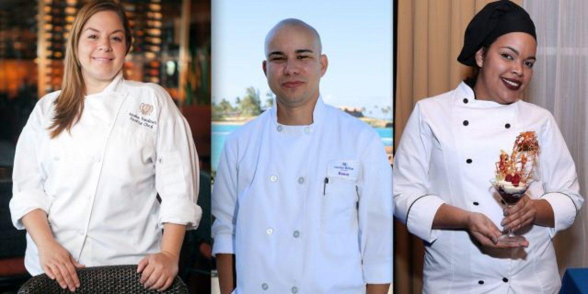 Tres de los mejores chefs pasteleros de Puerto Rico