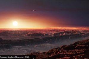 Descubren planeta que podría ser habitable cerca de la Tierra