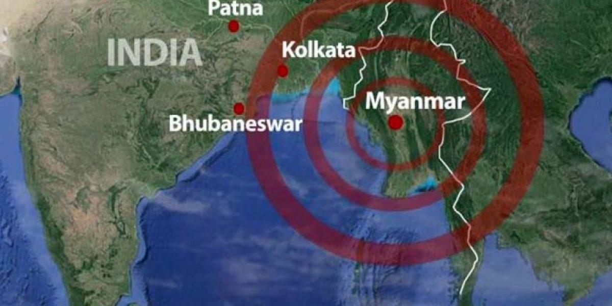 Nuevo terremoto magnitud 6.8 cerca del Océano Índico