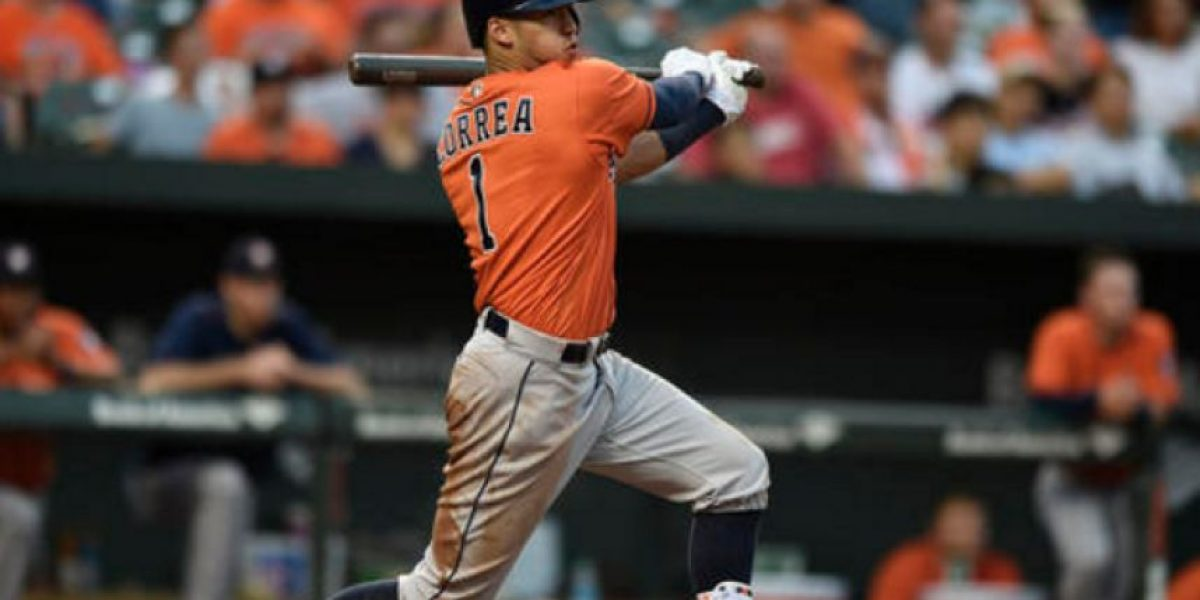 Clave el boricua Carlos Correa en victoria de Astros sobre Piratas