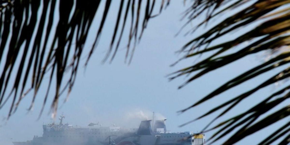 Compañía de Ferries no usará más embarcación incendiada