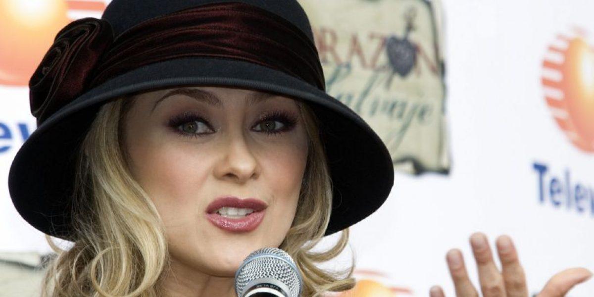 Aracely Arámbula retorna a la música con un tema de telenovela y nuevo disco