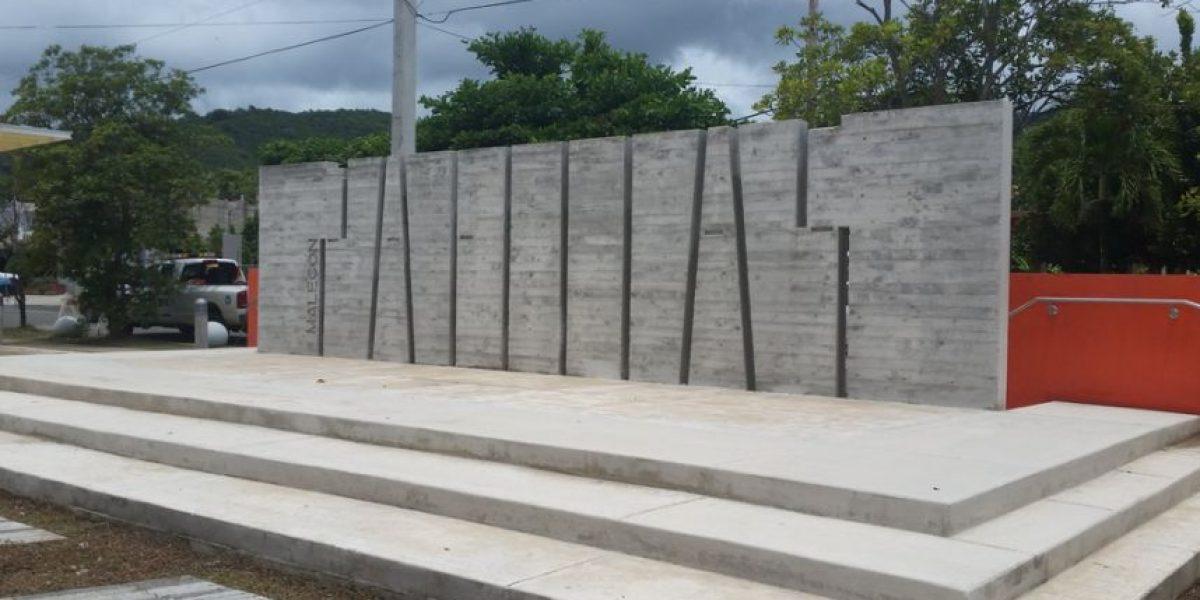 Gobernador inaugura nuevo malecón en Patillas