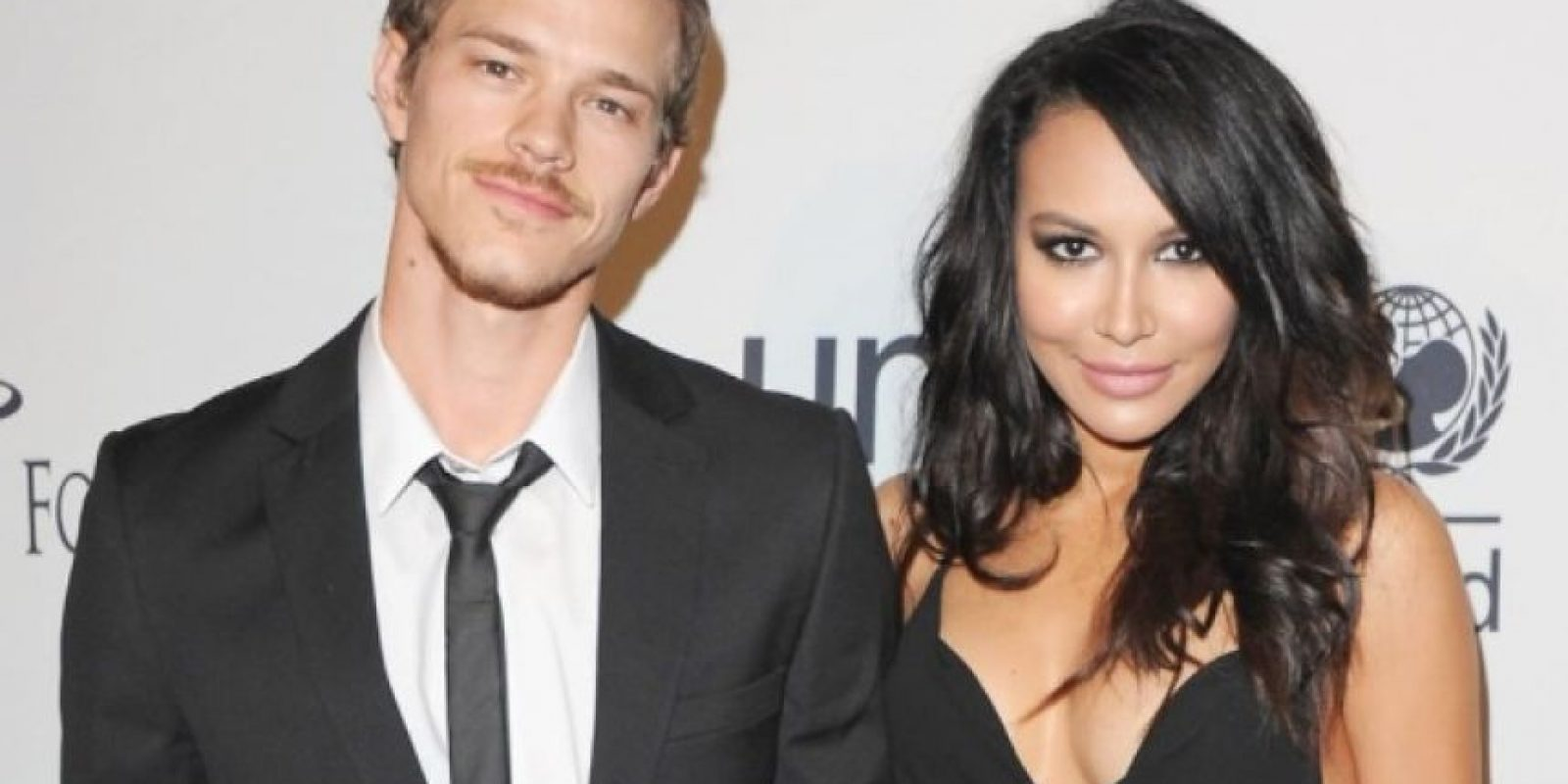 Ryan Dorsey y Naya Rivera Foto: Getty Images. Imagen Por: