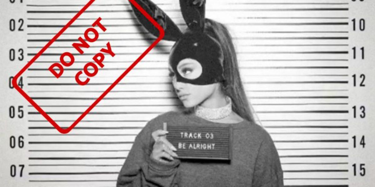 Demandan a Ariana Grande por plagiar una canción