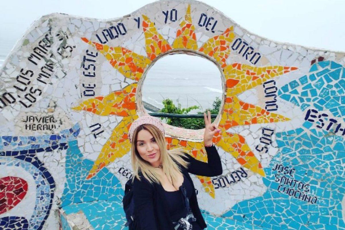 Foto:Vía Instagram.com/gredmarie_colon. Imagen Por: