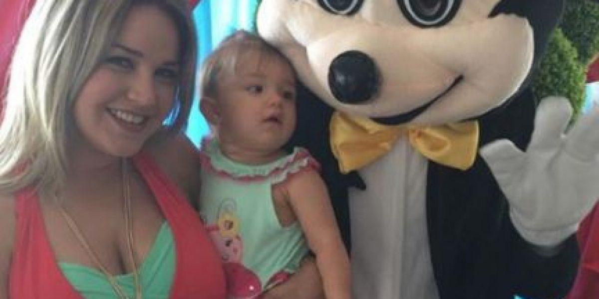 Gredmarie publica fotos y conmovedor mensaje por el cumpleaño de su hija